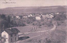 Valeyres Sous Montagny, La Gare, Chemin De Fer (2643) - VD Vaud