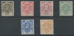 1078 - DELEMONT Fiskalmarken - Steuermarken