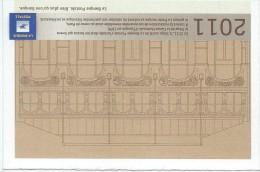 Calendrier De Poche /La Banque Postale //2011  CAL309 - Non Classés