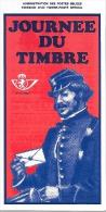 Feuillet N° 9 De 1971 - Poste Belge - Belgium - Journée Du Timbre - Documents De La Poste