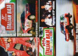 PORDENONE - 2010 - ITALIAN BAJA - - Motorsport