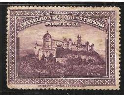 PORTUGAL VIGNETTE SINTRA - Ortsausgaben