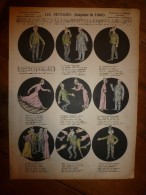 V. 1892 IMAGE D'EPINAL :n°135 LES NEVROSES , Complainte :Histoires & Scènes Humoristiques,Contes Moraux & Merveilleux - Vieux Papiers