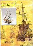 CATALOGO MAMOLI - 1999 - Boats