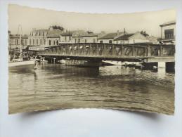 LE GRAU DU ROI  Le Nouveau Pont Cpsm Pm - Le Grau-du-Roi