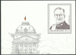 BL75 OBP / COB 2740 Blok/bloc 75** Z.M. Koning Albert II - 1998 - Postfris / Neuf - Blocks & Sheetlets 1962-....