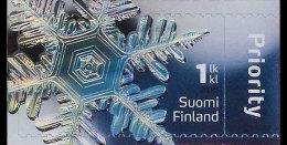 2015 Finland - Cristal - Odd Stamp - S.adhesive - MNH** - Fehldrucke