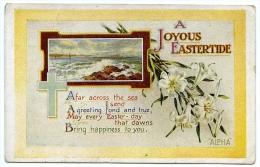 EASTER : A JOYOUS EASTERTIDE - Easter