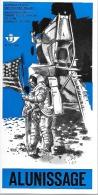 Feuillet N° 16 De 1969 - Poste Belge - Belgium - Alunissage - Documents De La Poste