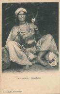 ETHNIQUES ET CULTURES - AFRIQUE DU NORD - KABYLIE - Fileuse Kabyle - Edit. J. ACHARD à FORT NATIONAL - Afrique
