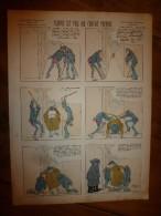 1892 IMAGE D'EPINAL :n°141  PARFOIS EST PRIS QUI CROYAIT PRENDRE ,Contes Moraux & Merveilleux - Vieux Papiers