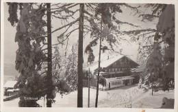 Autriche - Alpenhof Grafenast - 1938 - Cachet Hôtel - Schwaz
