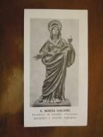 S. MARIA SALOME  Protettrice Di Castelliri ( Frosinone )  -  BENEDICI I NOSTRI EMIGRATI - Imágenes Religiosas