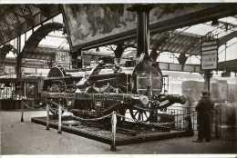 CPM - Locomotive à Vapeur  Construite En 1832 - Eisenbahnen