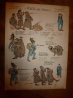 1892 IMAGE D'EPINAL :n°142 CELL' LA EST BONNE Histoire De Soldats - Vieux Papiers