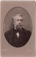 CDV Photo Originale XIX ème Homme Nommé Jules Dubois Par Waléry Paris Cdv513 - Oud (voor 1900)