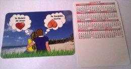 CALENDARIOS DE BOLSILLO -CHISTOSOS-11  AÑO 2009 - Calendarios