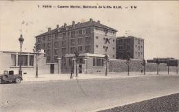 75  PARIS  ... CASERNE MORTIER  22 EME S I M       /////  REF. MARS 16 BO PARIS - Arrondissement: 20