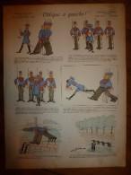 1892 IMAGE D'EPINAL :n°147 > :Histoires & Scènes Humoristiques,Contes Moraux & Merveilleux - Vieux Papiers