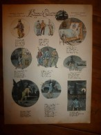 1892 IMAGE D'EPINAL :n°146 L'APPEL ELECTRIQUE :Histoires & Scènes Humoristiques,Contes Moraux & Merveilleux - Verzamelingen