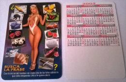 CALENDARIOS DE BOLSILLO -CHISTOSOS-42  AÑO 2009 - Calendarios