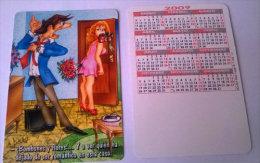 CALENDARIOS DE BOLSILLO -CHISTOSOS-58  AÑO 2009 - Calendarios