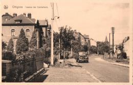BELGIQUE - BRABANT WALLON - OTTIGNIES-LOUVAIN-LA-NEUVE - OTTIGNIES - L'avenue Des Combattants. - Ottignies-Louvain-la-Neuve