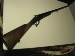 FUSIL DE CHASSE A CHIEN MONOCOUP - Decorative Weapons
