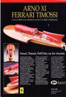 CATALOGO AMATI - ARNO FERRARI TIMOSSI - Boats