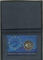 "EUROPA ANDORRA MONEDA DE 2,00€ COMMEMORATIVA"" INGRÉS AL CONSELL D´EUROPA"" 2014- PROOF EMISION 1000 PIEZAS. - Münzen & Banknoten"