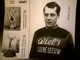 Gustave DE SMET Wiels Groene Leeuw - Ciclismo