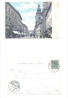AK Linz A. D. - Landstrasse - 12.9.1904 - Echt Gelaufen - Linz