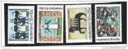 Nederland  ....  NVPH  ....     1079/1082        ....   **  ....  Postfris .... MNH ....  Postfrisch .... Neuf ** - Periode 1949-1980 (Juliana)