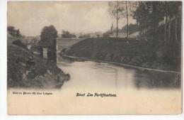 Diest. Les Fortifications - Diest