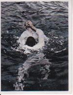 CAID Sammelbild - Unsere Reichsmarine - Aus Dem Leben Der Matrosen - Rettungsschwimmer (22178) - Other Brands