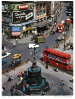 (180) UK - London Picadilly Circus - Piccadilly Circus
