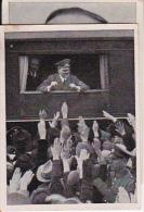 Austria Tabak - Hitler Und Sein Weg Zu Großdeutschland - Hitler Wahlreise Österreich1938 (22184) - Other Brands