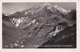 AK Stuben A. Arlberg Mit Arlberg-Flexenstrasse - 1941 (22195) - Stuben