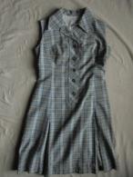 Vintage - Robe Femme Couture Sur Mesure Années 70 - Vintage Clothes & Linen