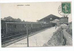 LONGUEAU (Somme) - La Gare - Longueau