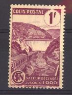 04628 -    France  -  Colis Postaux :  Yv   216A  **   Avec Filigrane - Parcel Post