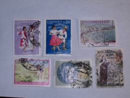 COLOMBIE - COLOMBIA  1970-5    LOT# 37 - Colombie