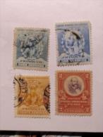 PÉROU  PERU  1896-1907  LOT# 1 - Pérou