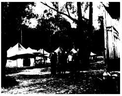 (155) Australia - NSW - Snowy MOuntain Hydro-Electric Scheme - Indi Camp 1958 (repro) - Australia