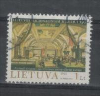 Lithuania Litauen Post Stamp 2005 Used - Lituania
