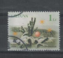 Lithuania Litauen Post Stamp 2004 Used - Lituania