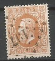 33  Obl  LP 197 Jemeppe  (+45) - 1869-1883 Léopold II