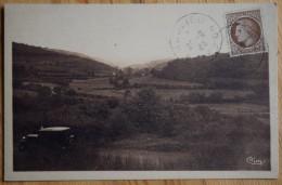71 : Blanot - Vue Générale Prise Du Port-Pendu - Voiture / Automobile - (n°5848) - Autres Communes