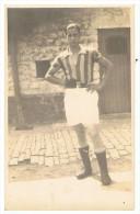 NEL26.03 / CPA /  FOOTBALL BIOUL / UN JOUEUR - Mr.PIRAUX - Football