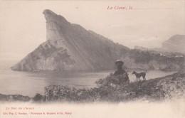 Cp , 13 , LA CIOTAT , Le Bec De L'Aigle - La Ciotat